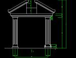 单层别墅建筑施工图