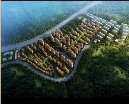 济南中海国际住宅社区建筑设计方案文本(含幼儿园等建筑)