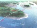宁波又一座跨海大桥要来了,三门湾跨海大桥计划年底通车