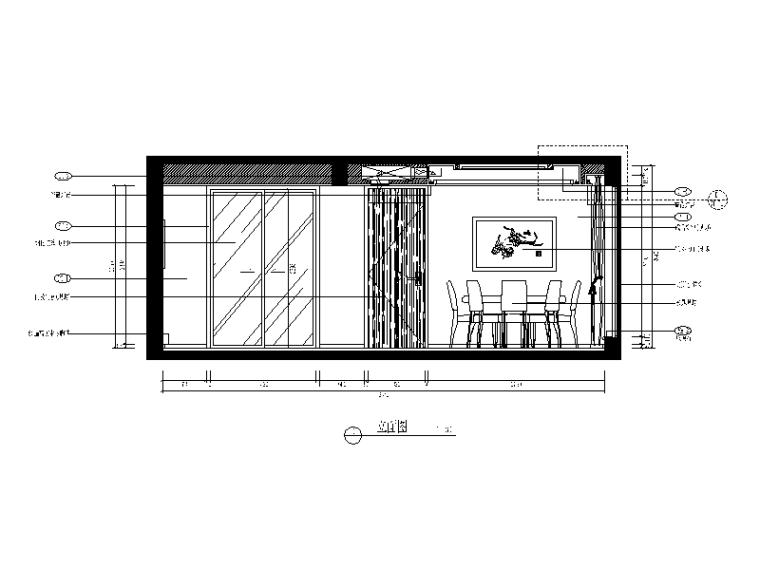 【福建】建欧现代风格别墅设计CAD施工图(含效果图)_7