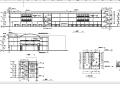 现代多层商场商业建筑设计施工图CAD