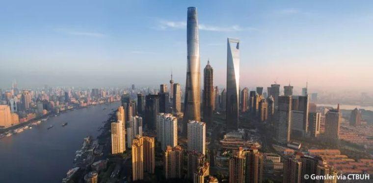 中国摩天大楼项目盘点
