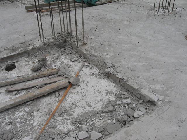 常用分项工程质量通病防治之混凝土工程
