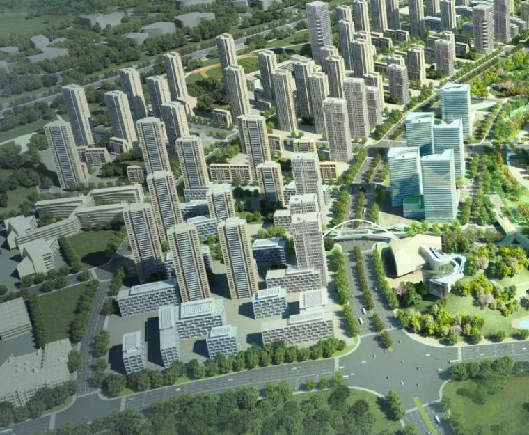 [江苏]南京某中心区旧城改造项目方案文本(包含pdf+195页)
