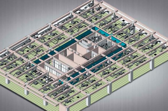 万科BIM精细化施工图设计深度标准!