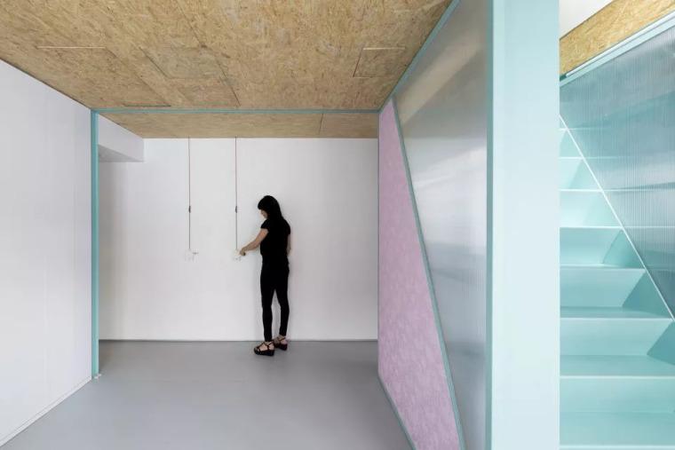 不足60㎡的小空间,如何设计能做到处处高逼格?_11
