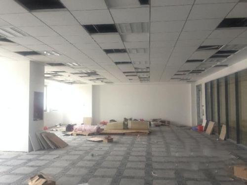 [河南]洛阳泉舜豪生国际商务中心暖通空调安装施工组织设计方案
