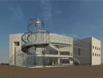 BIM模型-revit模型-历史博物馆模型