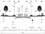 [湖南]旅游景区道路改造工程建设项目图纸