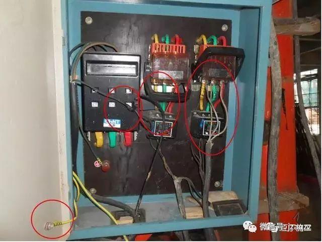 总结的太好了!建筑施工现场临时用电常见隐患、错误做法都在这呢_31