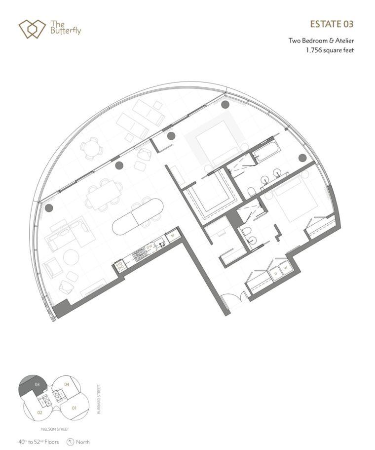 一栋住宅十年设计,这可能是世界上最梦幻的公寓楼_37