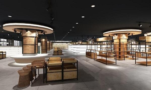 攀枝花超市设计丨攀枝花超市设计公司丨攀枝花超市装修设计