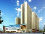 惠州汇港城商业街效果图