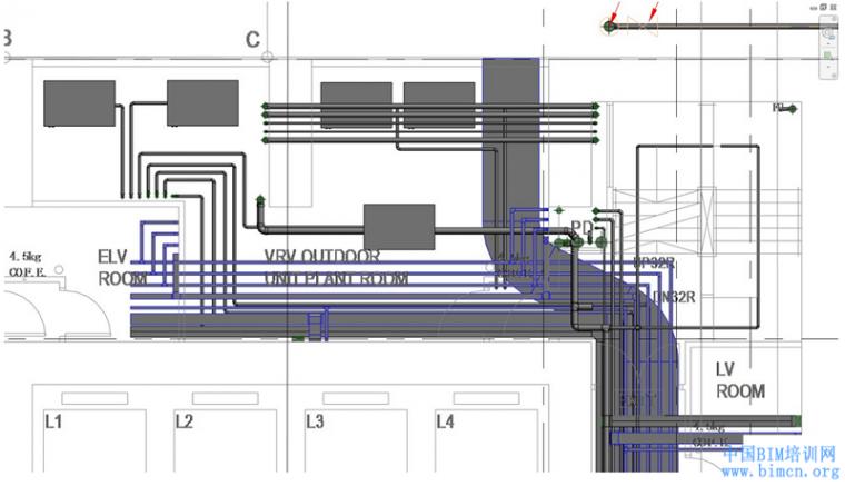 BIM软件小技巧:REVIT关于系统族线图形问题