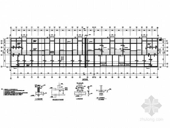 [河北]六层砖混结构住宅结构施工图