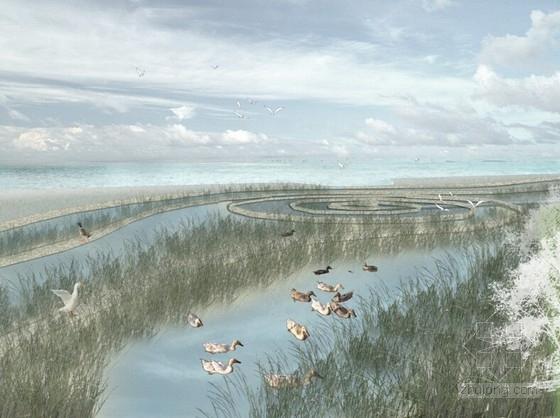 [天津]滨水文化主题公园景观方案文本