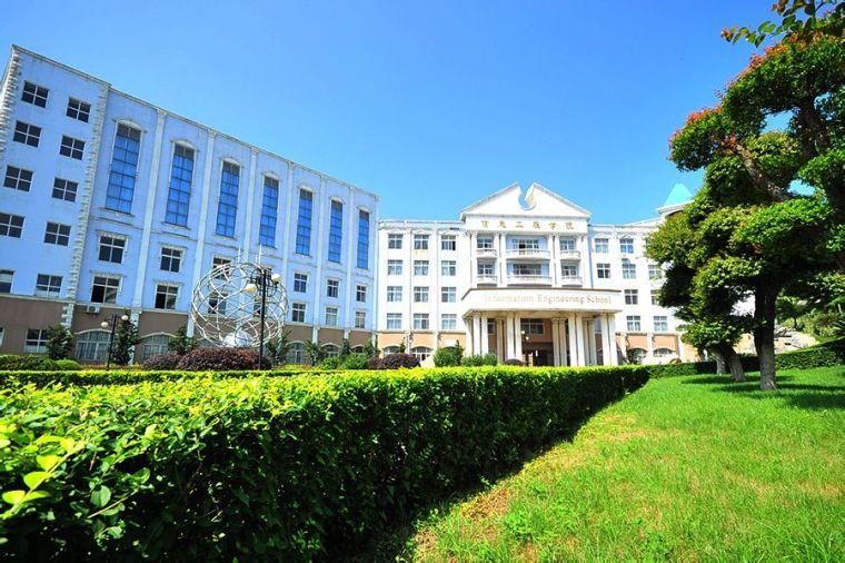 武昌理工学院正在打造风景园林式校园_2