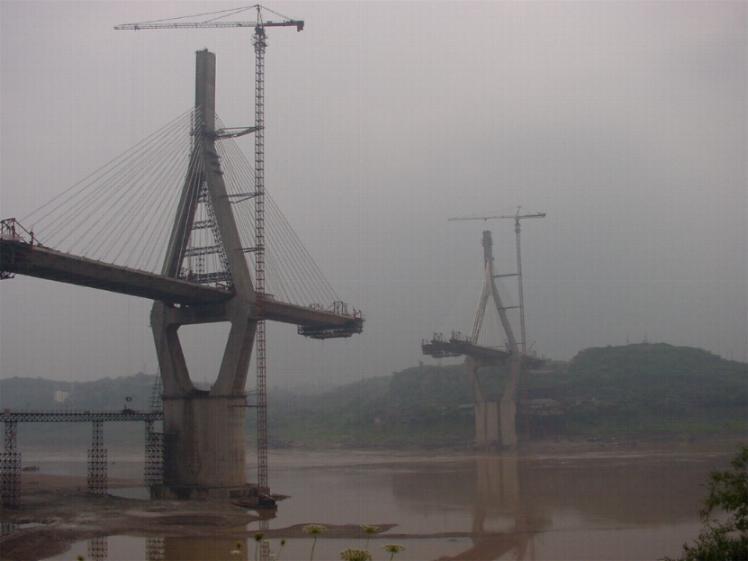 桥梁工程之斜拉桥桥型设计课件(PPT,61页)