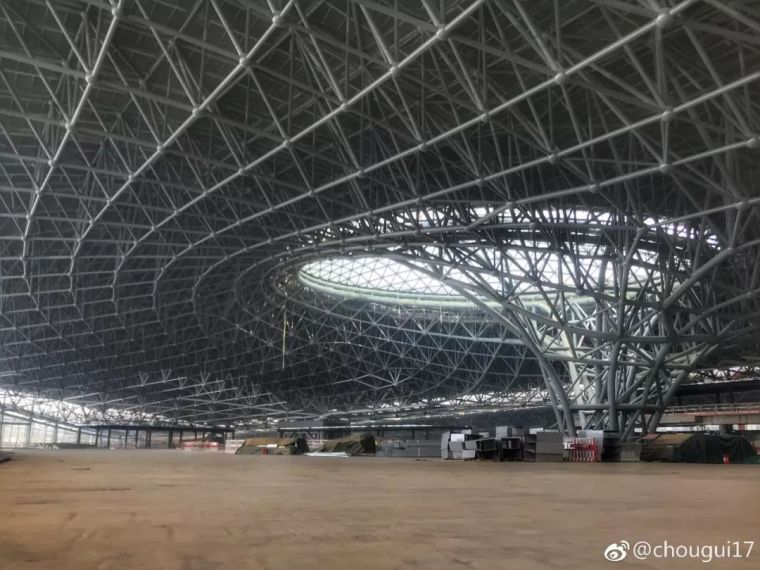 北京大兴国际机场建成了!!满满的黑科技……_31