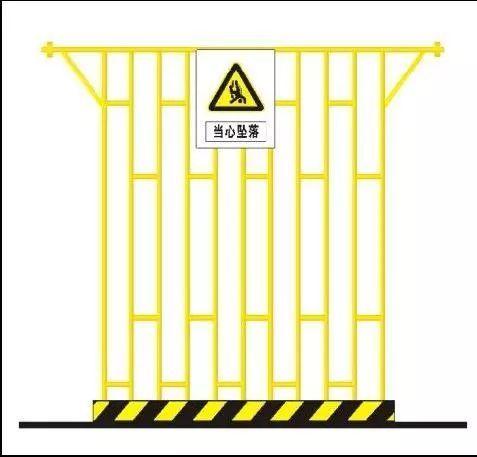 施工现场洞口、临边防护做法及图示_7
