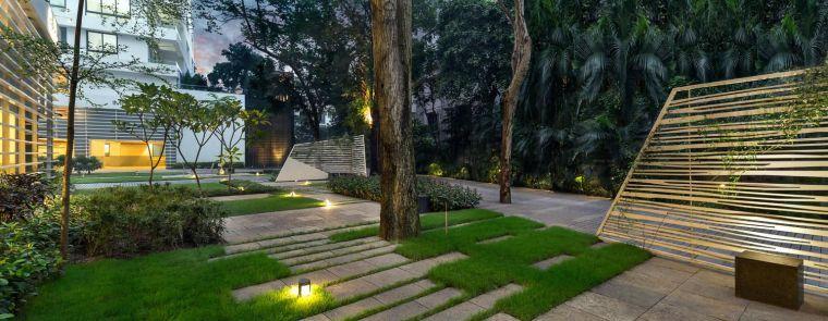印度GODREJ住宅景观-18