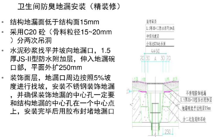 万科集团水电工艺节点做法解读_7