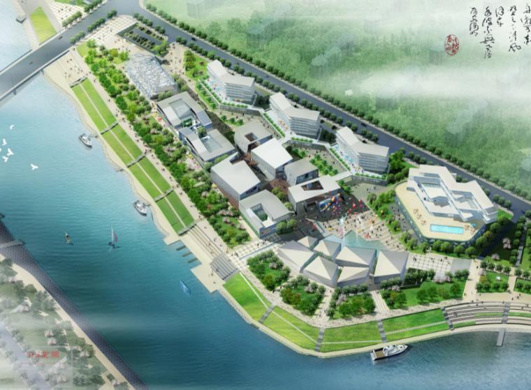 [江苏]秦淮国际风情街区规划设计方案文本