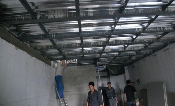 朝阳区钢混结构阁楼制作搭建轻体陶粒阁楼报价_2