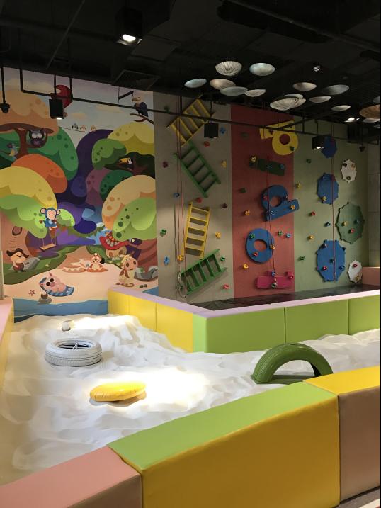 幼儿园设计,鸿坤儿童友好社区设计案例-幼儿园设计,鸿坤儿童友好社区设第8张图片