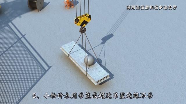 湖南省建筑施工安全生产标准化系列视频—塔式起重机_22
