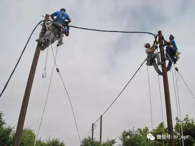 光缆线路施工维护大法
