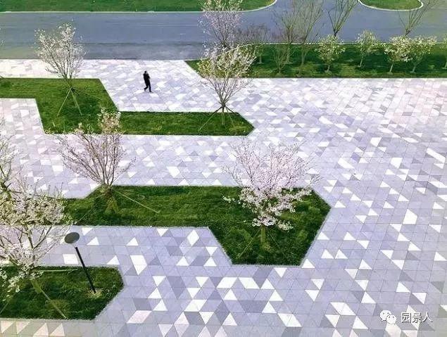 几何元素景观,组合之美_65