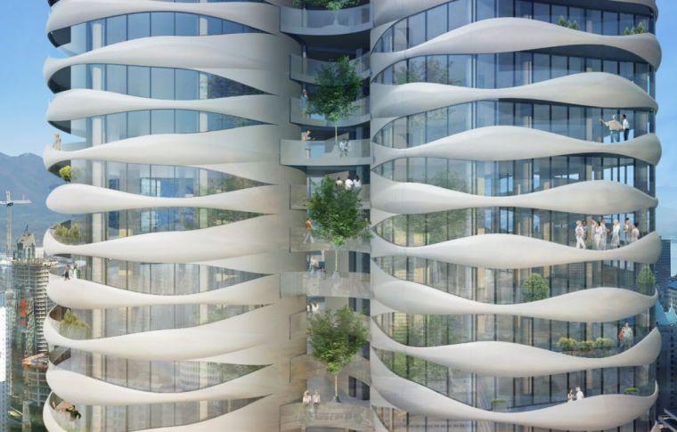 一栋住宅十年设计,这可能是世界上最梦幻的公寓楼_11