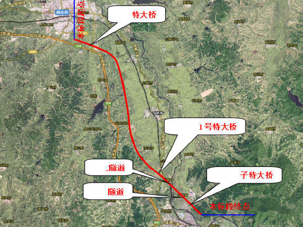 250km动车组415km铁路工程指导性施工组织设计232页附图表(业主施组)