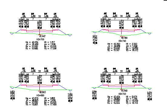 道路工程施工图纸(共133张)_4