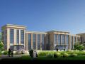 多层公共卫生服务中心迁建项目施工图预算(含图纸,计算书)