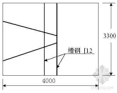 高层建筑施工电梯地板加固施工技术