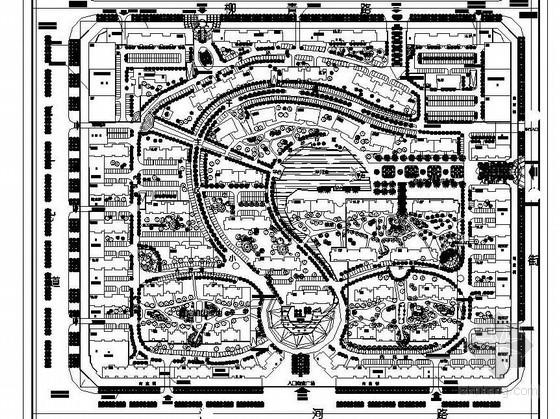 新乡住宅小区规划设计方案