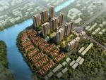 [浙江]高层新中式风格错落布局住宅建筑设计方案文本