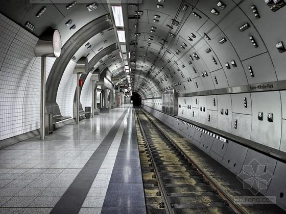 [辽宁]地铁车站及区间工程投标施工组织设计125页(明挖顺作法 复合搅拌桩)