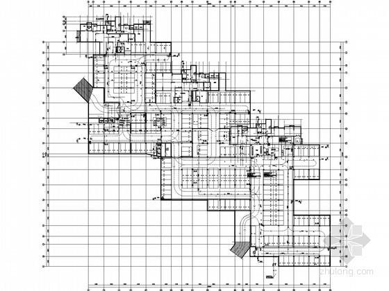 [湖北]二十八层还迁安置楼给排水施工图纸