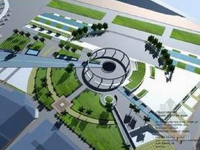 [哈尔滨]纪念公园景观设计方案