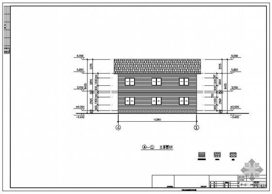 [中英]四川某二层木结构住宅建筑结构设计图