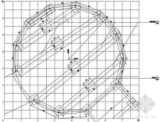木板道节点详图
