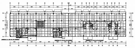 某高层商住楼电气全套图