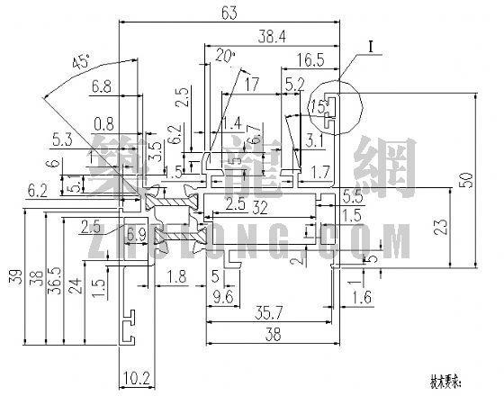 泰丰型材TFC-019
