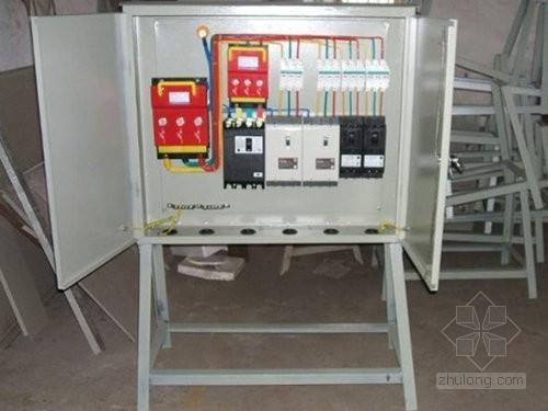 建筑工程施工用电安全标准及常见隐患(附图丰富)