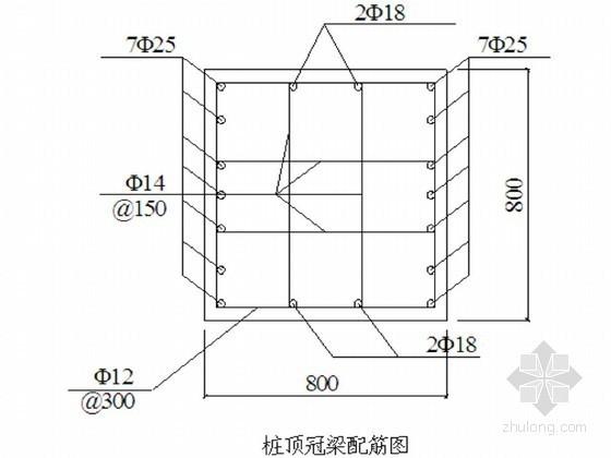 [黑龙江]厂房深基坑桩锚支护土方开挖及监测施工方案