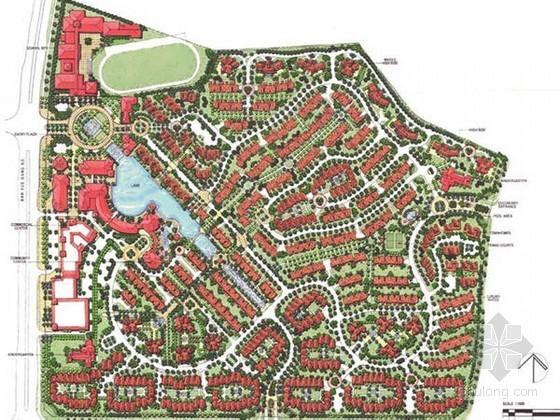 房地产开发项目景观设计流程、成果及成本控制
