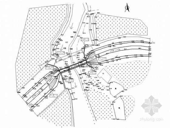 [湖南]灌区病险渡槽整治工程施工图